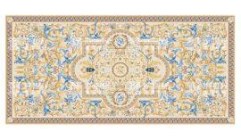 客厅卧室地毯定做,金宝华盛竹纤维羊毛地毯厂家!