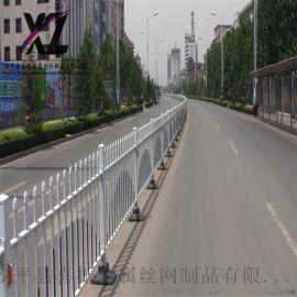 市政道路護欄定制、道路機非分隔欄、市政道路護欄廠家