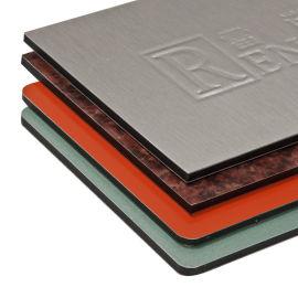 铝塑板复合板幕墙装饰材料