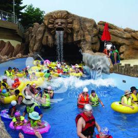 广州厂家直供 水上乐园设备 潮汐环流河