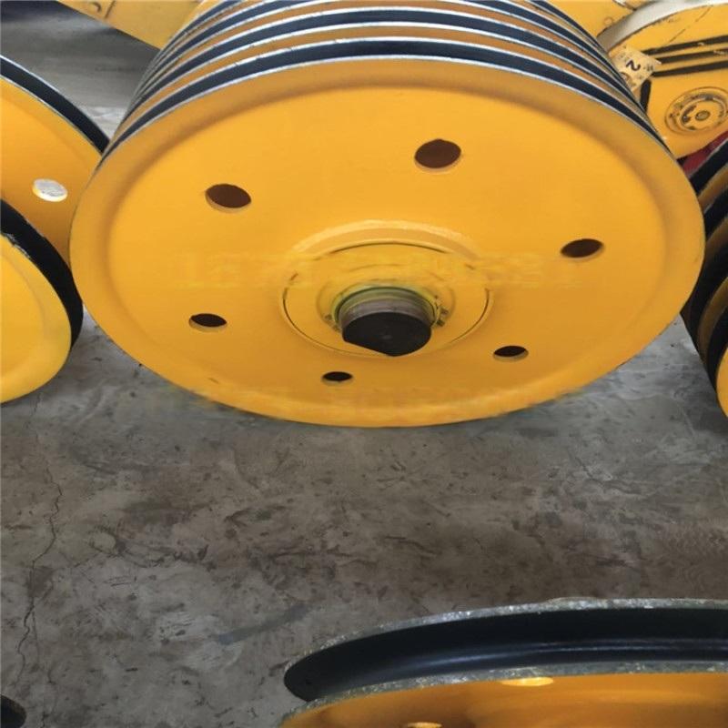 热销国标16T滑轮组厂家定制各种尺寸滑轮组安全耐磨