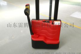 江苏步行式堆高车 液压升高装卸车 车间前移式堆垛车