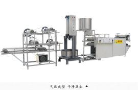 大型豆腐皮机豆腐机 干豆腐机豆制品设备商用