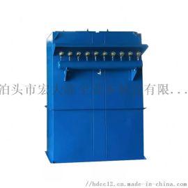 破碎机回转反吹布袋除尘器 按需定制脉冲布袋除尘器