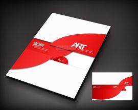 西安北郊广告公司专注画册 单页设计
