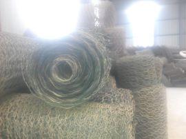 包塑石笼网 pvc包塑石笼网 pe包塑石笼网