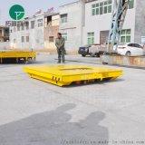 軌道供電搬運車36V低壓供電平板車取電裝置