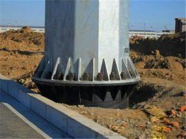 30米變電站避雷針,110KV變電站架構