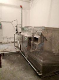 深圳惠州珠海全自动不锈钢隔油池 除油除渣油水分离器
