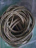 浸四氟液芳纶纤维盘根 高压耐磨芳纶盘根垫