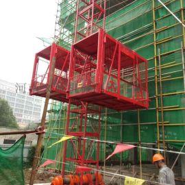 建筑施工升降机 工地专用施工电梯厂家