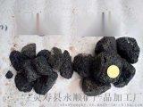 太原3-6毫米黑色 红色火山石永顺厂家