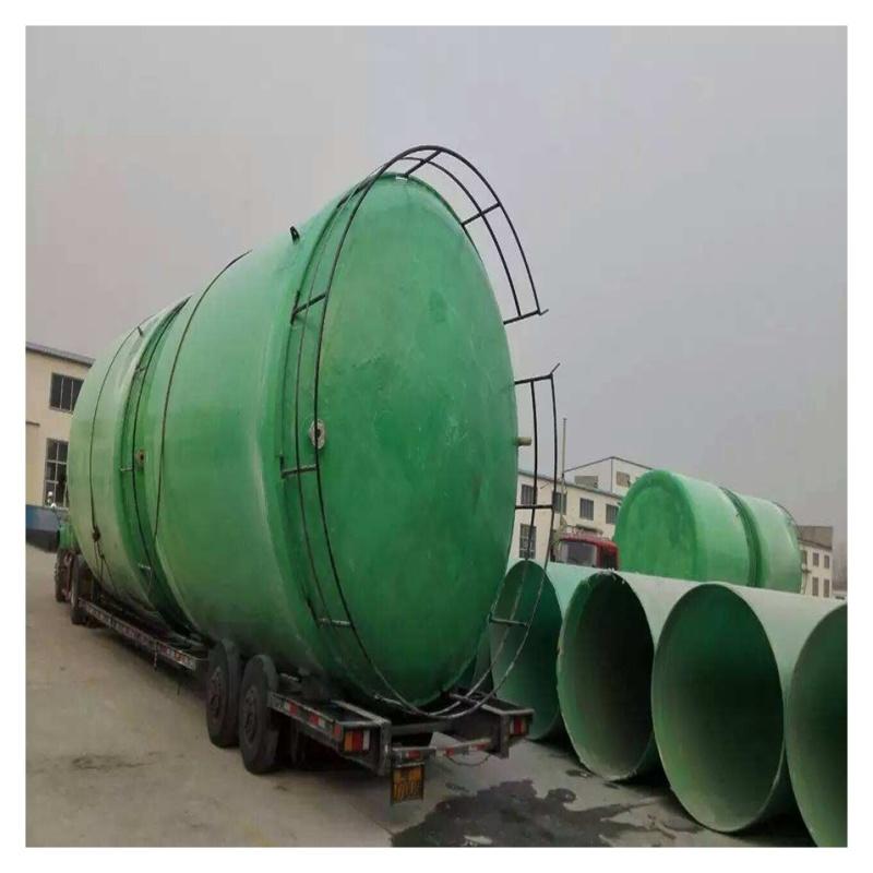 供水管玻璃钢夹砂管道200耐酸碱