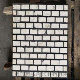 耐磨陶瓷橡胶衬板 加工优质耐磨陶瓷橡胶三合一衬板