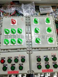 铝合金防爆动力配电箱(带防雨罩)