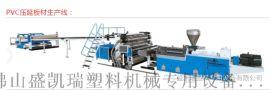PVC压延板挤出机仿大理石挤出机制造商