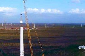 风电塔筒预应力孔道用水泥基灌浆料
