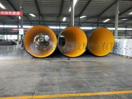 PE大口径钢带波纹管供应厂家