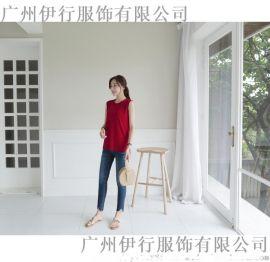 麂皮绒北京女装尾货批发市而 中山市三角镇服装尾货