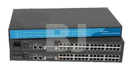 普遠32路rs485聯網伺服器PY-8632