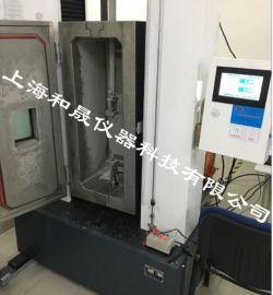 【高低温拉力试验机】橡胶微机控制高低温万能拉力机上海厂家供应