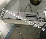 【端子拉力机】手动卧式测试台500N指针式端子拉力试验计就供应