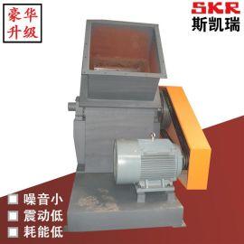 双轴强力金属破碎机 多功能吹塑件破碎机