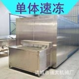 多功能速凍機 盒飯米飯八寶飯隧道速凍機