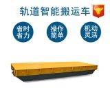 電動地平車 鐵路軌道上行駛的電動搬運自動化設備非標定製