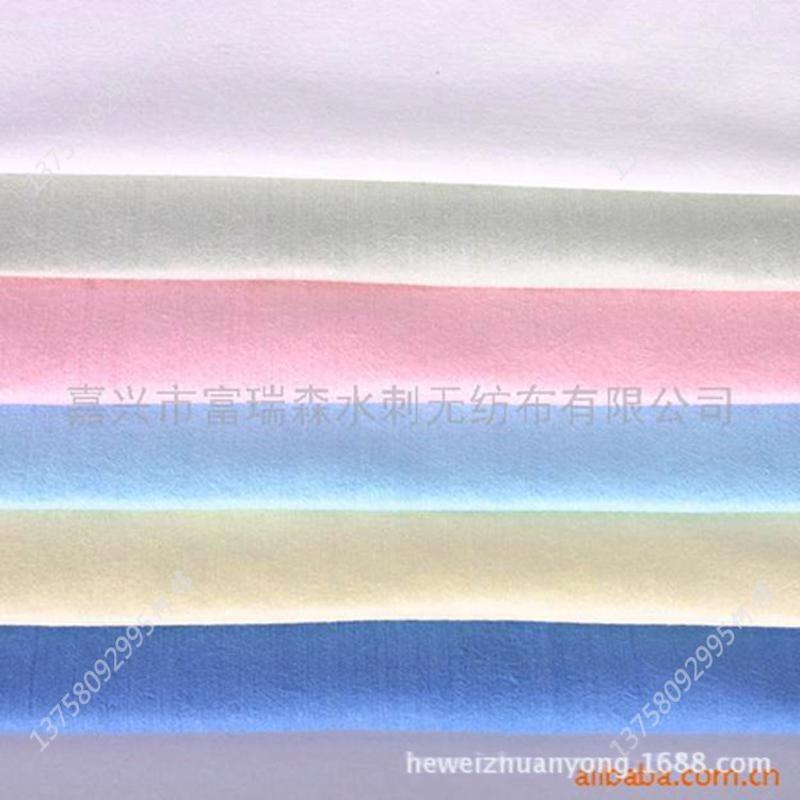 超柔軟水刺無紡布生產廠家_新價格_多規格超柔軟水刺無紡布