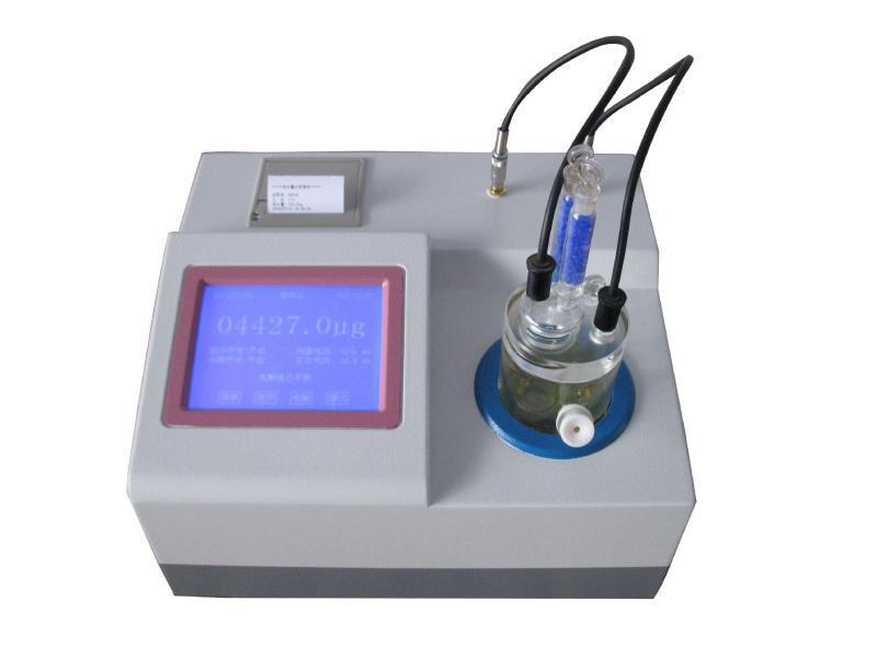 觸摸屏卡爾費休水分儀WS-2000A