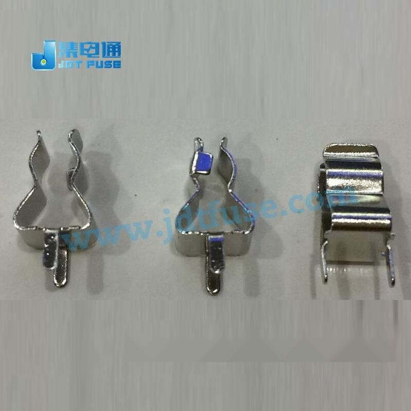厂家直销保险管5*20夹子/座子,保险丝夹5x20mm PCB捍接保险座