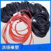 O型橡膠圈  黑色橡胶耐高温防水圈  质优价廉
