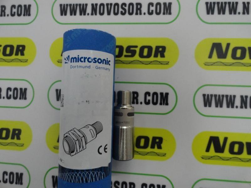 MICROSONIC感測器KST4A-5/M12