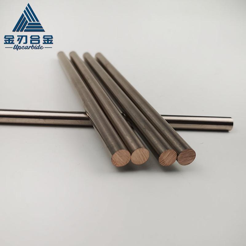 钨铜棒 W70 D10*200 钨铜电极