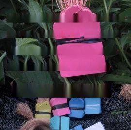 100张热卖种子标签pvc防水标签园艺植物标签育苗标签吊牌(带绳)