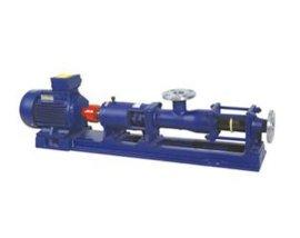 G系列单螺杆泵