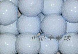 全新空白高尔夫球