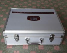 样品展示箱,铝合金箱包,产品展示箱