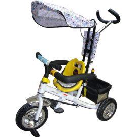 伞车儿童三轮车 多功能脚踏三轮车 童车