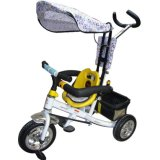 傘車兒童三輪車 多功能腳踏三輪車 童車