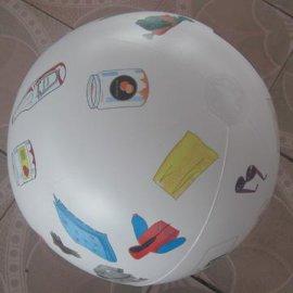 PVC充气球