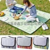 生產戶外休閒野餐籃野餐墊
