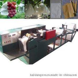 全自動葡萄果袋機一次性成袋(規格可調)