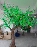 模擬LED櫻花樹