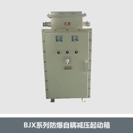 BJX防爆自耦减压起动箱,德轩防爆自耦减压起动箱