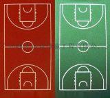 广东广州硅PU篮球场施工建设及硅PU篮球场材料厂家