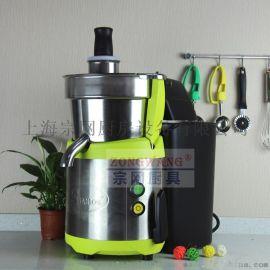 法国山度士Santos 68 大口径商用榨汁机 电动自动排渣