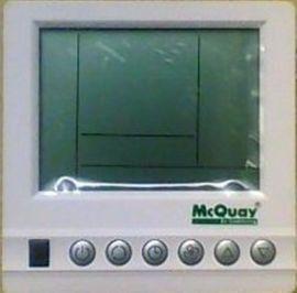 麦克维尔温控器McQuay液晶温控器PS01-2
