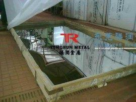 深圳进口5052镜面铝板价格,日本住友镜面拉伸铝板